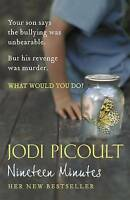 Nineteen Minutes, Picoult, Jodi , Good | Fast Delivery