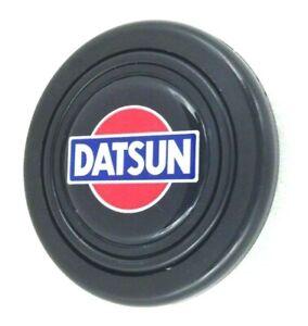 Datsun steering wheel horn push button. Fits Momo Sparco OMP Nardi Raid ZX etc