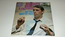 Jacques Brel A'L'Olympia Ne Me Quitte Pas Top Talent Philips LP