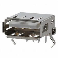 10 pcs. USB-Buchse PCB Printmontage  Typ A  90°  #BP