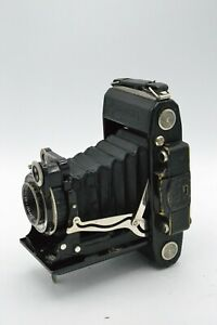 Vintage Carl Zeiss Ikon Super Ikonta 530/2 Camera with Tessar 105mm f/4.5 Lens
