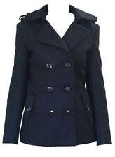 Wool Blend Winter Coats & Jackets Classic Neckline for Women