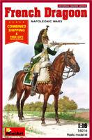 Miniart 16016 - 1/16 Historical Figure French Dragoon Napoleonic Wars model kit