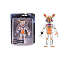 Five Nights At Freddy's Sister Location LOLBIT Exclusive Action Figure In Stock