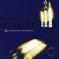 Essential Bach: 36 Greatest Masterpieces / Various - VARIOUS ARTISTS - EACH CD $