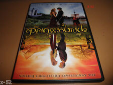 PRINCESS BRIDE dvd ROBIN WRIGHT cary elwes Mandy Patinkin Christopher Guest
