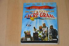 coffret DVD Monty Python / Sacré Graal - édition limitée double DVD + livre