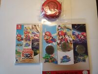 Super Mario 3D All-Stars (Nintendo Switch) NEW Sealed