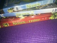 Shrek /Shrek2/Shrek The Third DVD ✅Free Shipping ✅ Mike Myers, Eddie Murphy