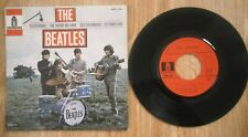 THE BEATLES Yesterday + 3 1966  EP Import FRANCE Odeon MEO 105 BIEM in Exc. cond