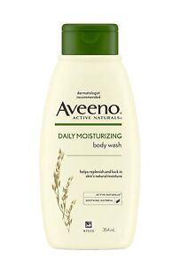 Aveeno Daily Moisturizing Body Wash For Normal To Dry Skin, 354 ml