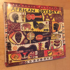 PUTUMAYO - African Odyssey - CD  - BRAND NEW & FACTORY SEALED - VERY RARE!!