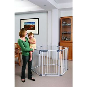 New Dreambaby Royal Converta 3 in 1 Playpen Play Yard Gate Dream Baby Pet