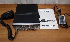 Pearce-Simpson Tiger 40A Cb Radio 40 Channel Division Of Gladding Co Class D