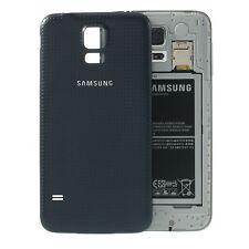Tapa de Batería Back cover color gris para Samsung Galaxy S5 Sm-g900f