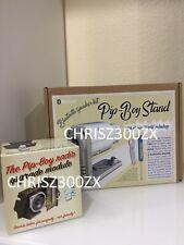 Fallout Pip-Boy 2000 MK VI Radio Module + Bluetooth Speaker Stand Figure Mod Set