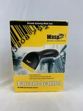 Wasp Barcode Technologies 633808091040 Wcs3905 Ccd Scanner W/6Ft Usb