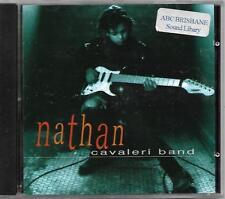 Nathan Cavaleri Band Australian CD (1994)