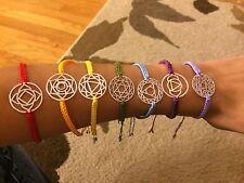 The 7 Chakra - Bracelets