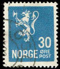 Scott # 122 -1928 - ' Lion Rampant ', 16 x 19½ mm