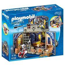 Playmobil chevaliers 6156