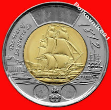 Canada Two Dollars 2012 WAR of 1812 HMS SHANNON