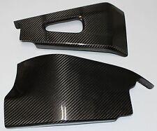 Honda CBR600RR 2003-2004 Swingarm Covers / Protectors - Carbon Fiber
