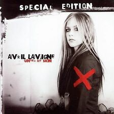 Under My Skin by Avril Lavigne Special Edition RARE OOP (CD+DVD) SYDNEY SELLER