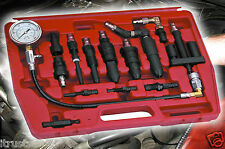 Diesel Engine Compression Master Auto Car Truck Tractor Semi Tester Tool Kit New
