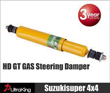 GQ GU Y60 Y61 Patrol 4x4 Heavy Duty Steering Dampener Set Nissan 12/97-4/2000