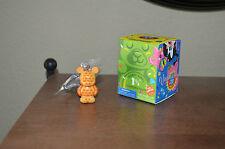 """Disney 1 1/2"""" Vinylmation Jr. Series 8 Goofy Candy Keychain - Honeycomb NEW"""