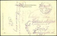 "AUSTRIA/HUNGARY 1914, Naval card, ship ""ARPAD"""