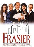 Frasier - The Complete First Season DVD, 2003 4-Disc Set Comedy Gift NEW  SEALED