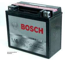 Motorradbatterie Bosch M6 12V 11Ah   0092M60160