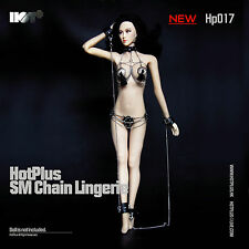 HotPlus 1/6 SM HotPlus Chain Lingerie 1/6 Scale Phicen, Hot Plus Female HP017