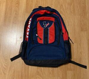 NFL Houston Texans Backpack NEW