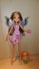 Winx Club Mattel Flora Pixie Magic Season 1 Doll