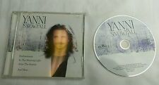 Snowfall by Yanni (CD, Nov-2004, BMG Special Products) free US shipping