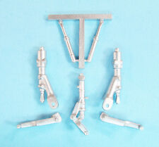 SAC 48325 Hobby Boss 1/48 BAe Hawk White Metal Landing Gear