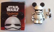 "STORMTROOPER SQUAD LEADER 3"" Vinylmation Star Wars The Force Awakens Ltd Release"