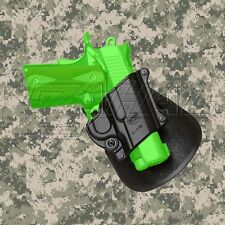 Fobus Mini Paddle Holster for Colt 1911 Without Rails Pistol - C-21B