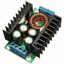 300W 7-32V to 0.8-28V Step-down Power Module DC-DC CC CV Buck Converter 12A ES
