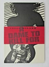 Frank Miller Sin City A Dame to Kill For graphic novel! 1st ED HC Dark Horse