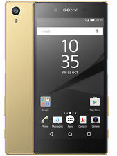Sony Gold Mobile Phones and Smartphones