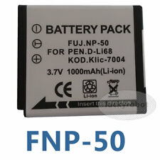 Battery for Fujifilm NP-50 NP50 Z100FD F75EXR Real 3D W3 Z100FD S12 XP100 new