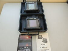Eagle Ultra Fish & Depth Finder (Unit Only) With Case + Second Head Unit