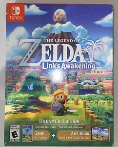 THE LEGEND OF ZELDA LINK'S AWAKENING DREAMER EDITION 2019 NINTENDO SWITCH NEW