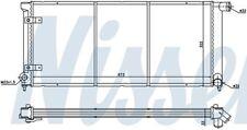 Radiator-DIESEL, Std Trans, Natural, A2 Front Nissens 65175