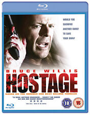 HOSTAGE - BLU-RAY - REGION B UK