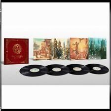 FINAL FANTASY XIV Vinyl LP Box 4 Special Record Soundtrack SQUARE ENIX 2021 FF14